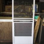 Screen Doors in the Shop
