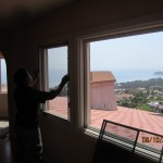 Rescreening Screen Doors in Malibu