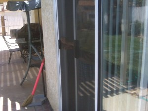 | Sliding Screen Doors Made and Installed at the House