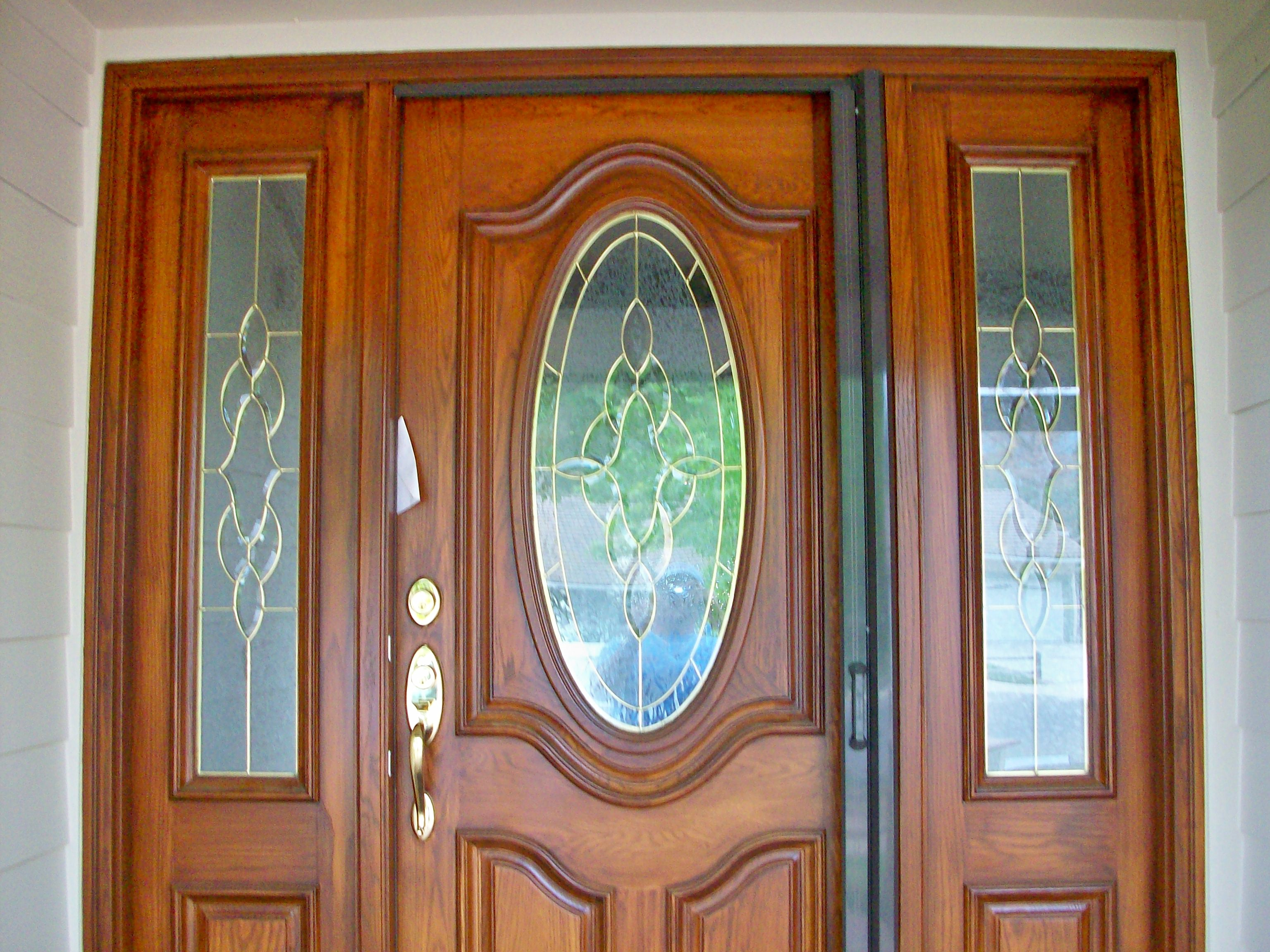 Hide away screen door licensed contractor custom screens for What is the best retractable screen door