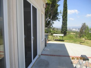 Porter Ranch Swinging Screen Doors