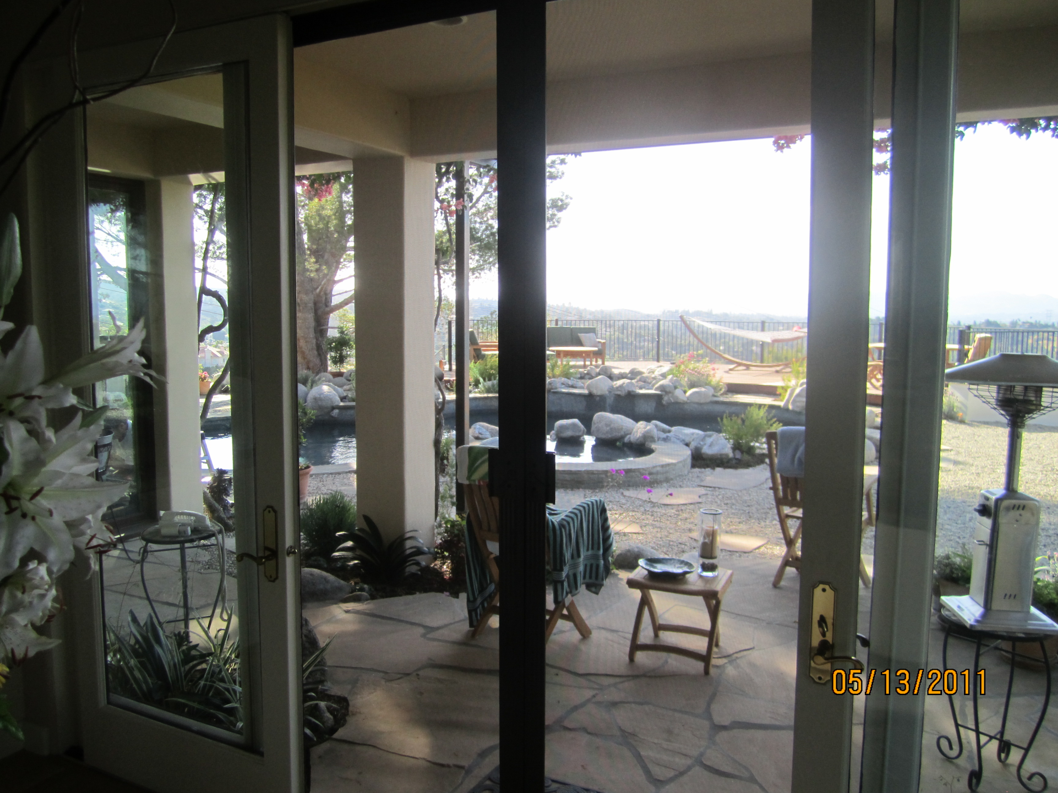 High end retractable screens licensed contractor custom for High end doors