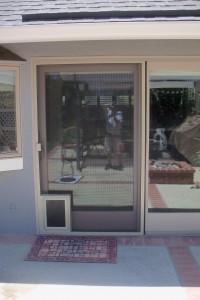 door window repair