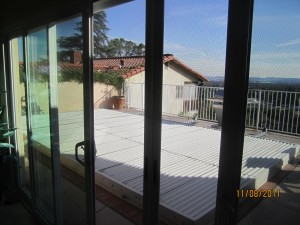 Calabasas Screen Doors