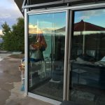 Retractable Screen Doors in Topanga French Doors