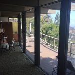 Studio City Screen Doors installed in Living Room