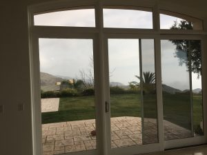 Malibu home screen door replacement
