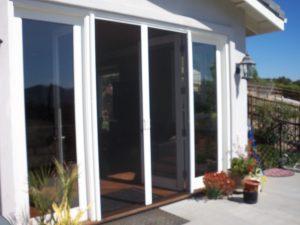 Invisible Screens Doors in Sherman Oaks